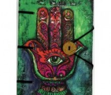 Hamsa Hand of Compassion Journal