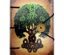 Brigid Ashwood Tree of Life Journal