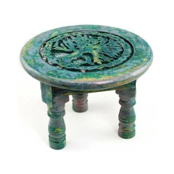 """Round Tree of Life altar table 6"""""""