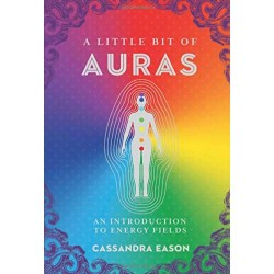 Little Bit of Auras (hc) by Cassandra Easton