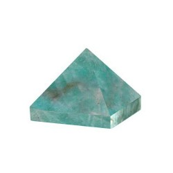 Amazonite Pyramid 25-30mm