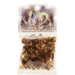 Dhanvantari Resin Incense 1.2oz