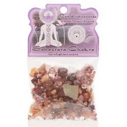 Sahasrara Chakra Resin Incense 1.2oz