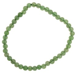 Green Aventurine Bracelet 4mm