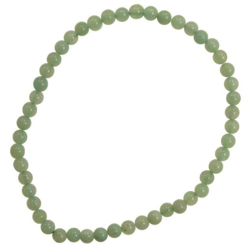Amazonite 4mm Stretch Bracelet