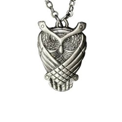 Celtic Owl necklace