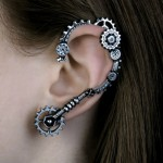 Cognition Earwrap by Alchemy Gothic