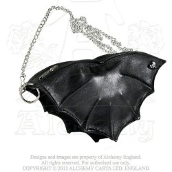Bat Purse by Alchemy of England Gothic