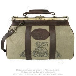 Gladstone 10,000 Leagues World Traveller Steampunk Bag