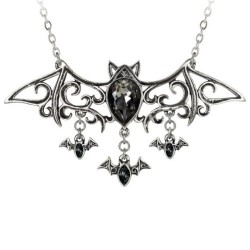 Viennese Nights Necklace by Alchemy of England Gothic