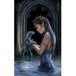 Anne Stokes Mythical Companions - Keeper of the Crystal for Healing & Divination