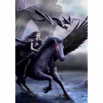 Anne Stokes Mythical Companions - Divine Pegasus for Inspiration