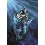 Anne Stokes Mythical Companions - Poseidon's Steed to Attract Friendship