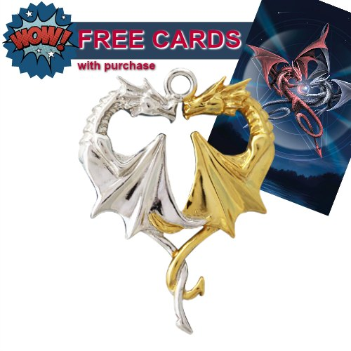 Anne Stokes Mythical Companions - Dragon Heart for Lasting Love