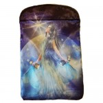 """Thelema Tarot Bag by Lo Scarabeo 6"""" x 9"""""""