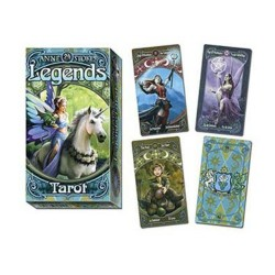 Anne Stokes Legends Tarot by Anne Stokes