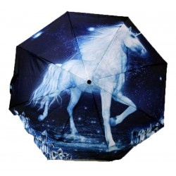 Umbrella - Unicorn in Moonlight