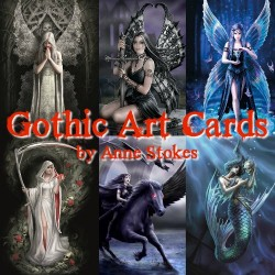 Anne Stokes Gothic Card 6 Packs