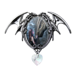 Anne Stokes Enchanted Cameo - Once Upon A Time