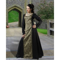 Medieval Arabella Cotton Dress