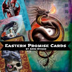 Anne Stokes Dragon Card 6 Packs - Eastern Promise