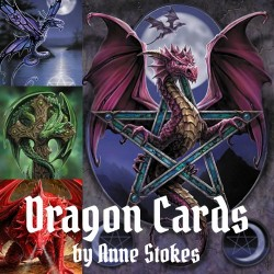Anne Stokes Dragon Card 6 Packs - BUY 2 or More get 25% OFF