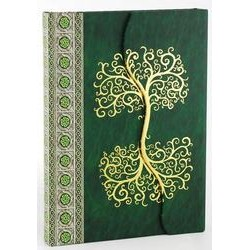 "Celtic Tree Journal 5"" x 7"""