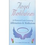 Angel Meditation Cards by Cafe/Innecco