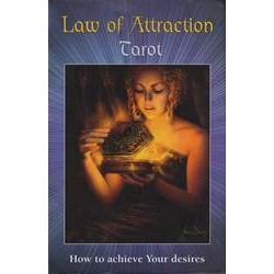Law of Attraction tarot deck & book by Marina Roveda