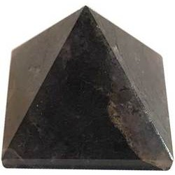 Iolite pyramid 25-30mm