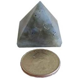 Labradorite Pyramid 25-30mm