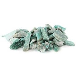 Amazonite Untumbled Stones 1 lb