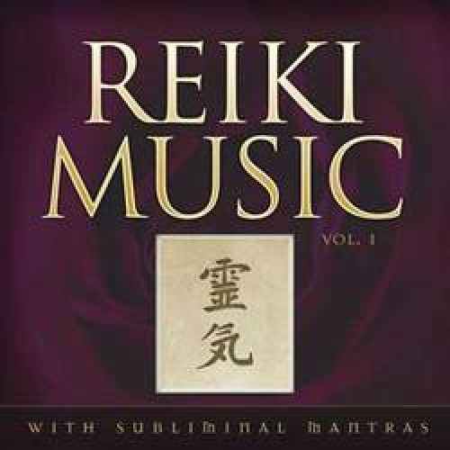 CD: Reiki Music Vol 1 by Martine Salerno