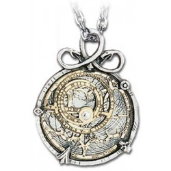 Steampunk Anguistalobe Necklace